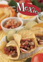 Recipes from Mexico PDF