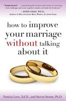 How to Improve Your Marriage Without Talking About It PDF