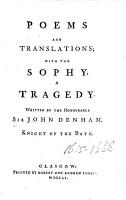Poems and Translations PDF