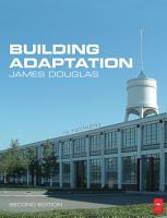 Building Adaptation PDF