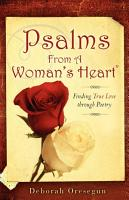 Psalms from a Woman s Heart PDF