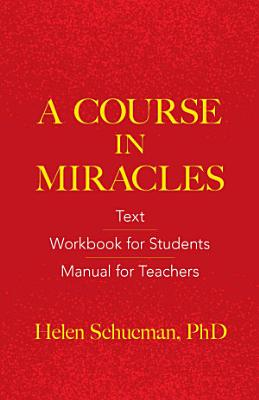 A Course in Miricles PDF
