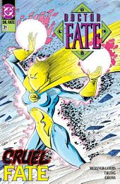 Doctor Fate (1988-) #31