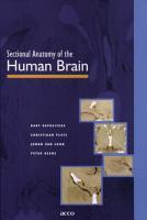 Sectional Anatomy of the Human Brain PDF