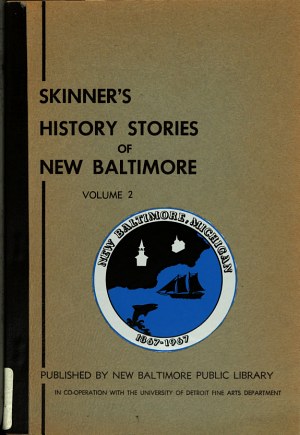 History Stories of New Baltimore PDF