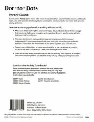 Dot To Dots Book PDF