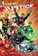 Justice League - Origin
