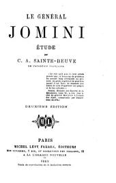 Le général Jomini