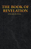 THE BOOK OF REVELATION of St  John the Divine PDF