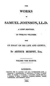 The works of Samuel Johnson: Volume 7
