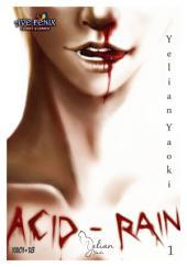 Acid Rain 01: Broken. Yaoi Manga