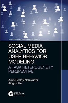 Social Media Analytics for User Behavior Modeling