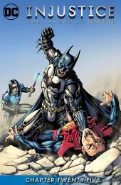 Injustice: Gods Among Us: Year Five (2015-) #25