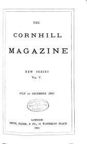 The Cornhill Magazine: Volume 5; Volume 52