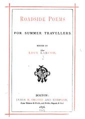 Roadside poems for summer travellers