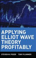 Applying Elliot Wave Theory Profitably PDF