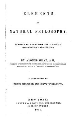 Elements of Natural Philosophy     PDF