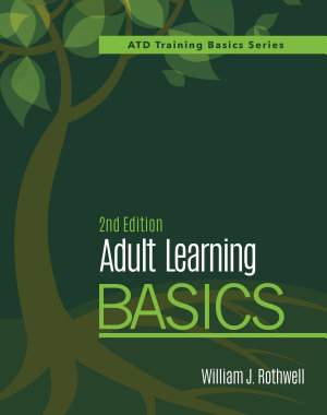 Adult Learning Basics  2nd Edition