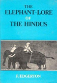 The Elephant Lore Of The Hindus