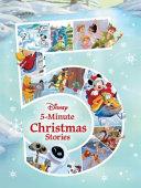 Disney Christmas 5 Minute Stories PDF