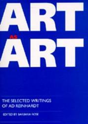 Art as Art PDF