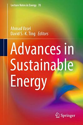 Advances in Sustainable Energy