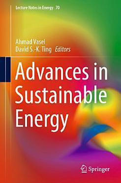 Advances in Sustainable Energy PDF