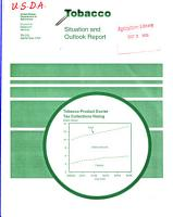 Situation and Outlook Report PDF