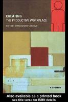 Creating the Productive Workplace PDF