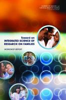 Toward an Integrated Science of Research on Families PDF