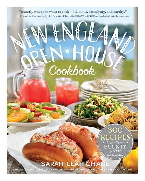 Download New England Open House Cookbook Book