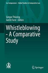 Whistleblowing - A Comparative Study