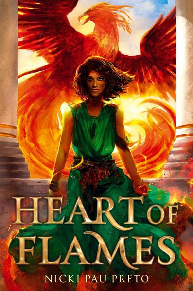 Download Heart of Flames Book