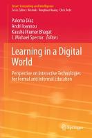 Learning in a Digital World PDF