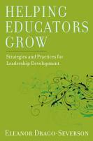 Helping Educators Grow PDF