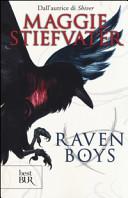 Raven boys PDF