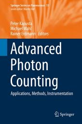 Advanced Photon Counting: Applications, Methods, Instrumentation