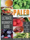 Paleo Secrets Book