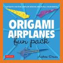 Origami Airplanes Fun Pack PDF