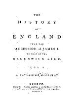 The History of England: From the Accession of James I to that of the Brunswick Line