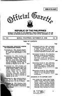 Download Official Gazette Book
