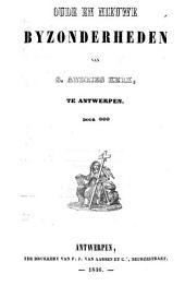 Oude en nieuwe byzonderheden van S. Andries kerk te Antwerpen