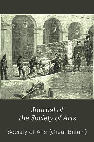 Journal of the Society of Arts PDF