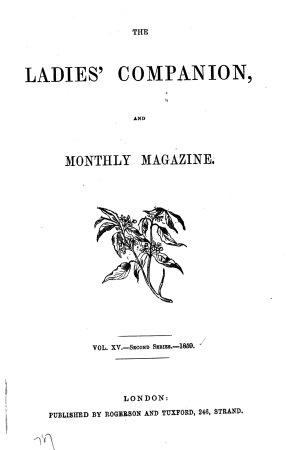 The Ladies  Companion PDF