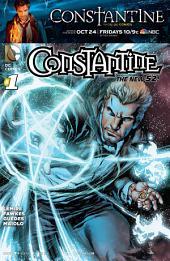 Constantine/Hellblazer Special Edition (2014-) #1