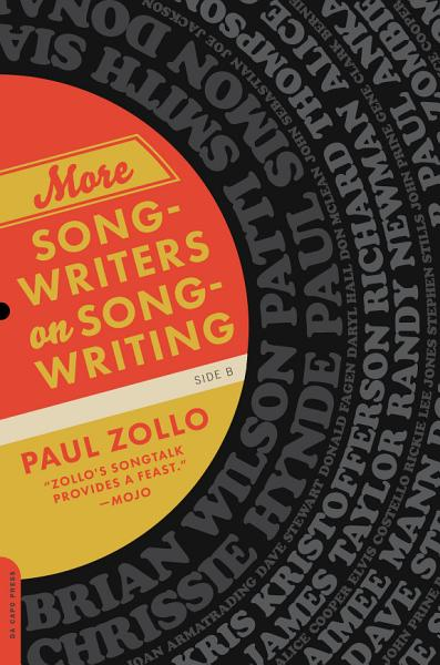 Download More Songwriters on Songwriting Book