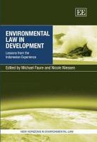 Environmental Law in Development PDF