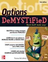 Options DeMYSTiFieD, Second Edition: Edition 2