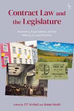 Contract Law and the Legislature