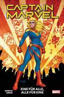 Captain Marvel 1   Eine f  r alle  alle f  r eine PDF